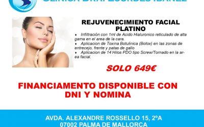 Rejuvenecimiento Facial PLATINO
