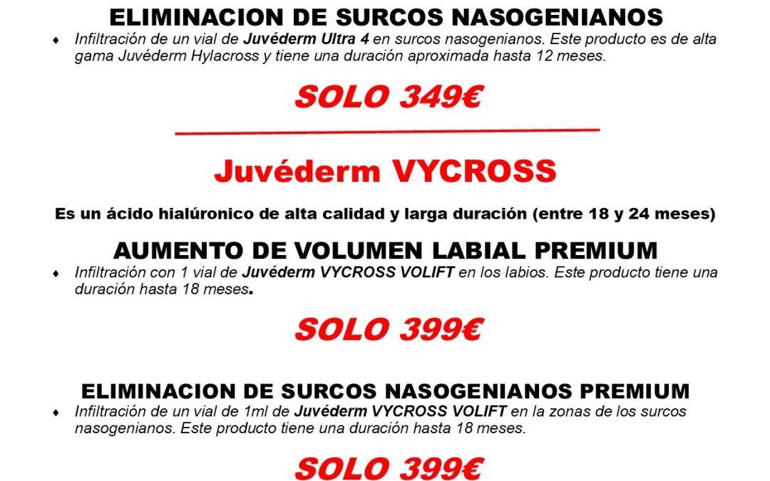 Promociones de Juvéderm